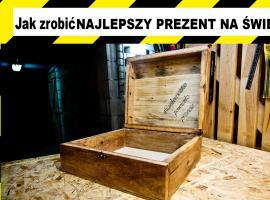 Jak zrobić drewniane pudełko na prezent