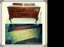 Jak zmienić wygląd starej, drewnianej komody