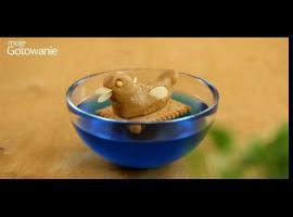 Jak zrobić deser dla dzieci - pływające kaczuszki