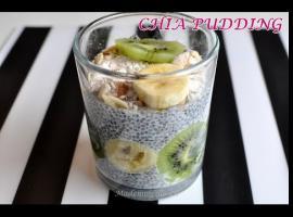 Jak zrobić pudding chia