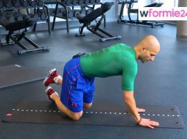 Jak wykonać trening siłowy bez sprzętu