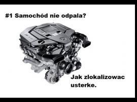 Jak zlokalizować usterkę kiedy samochód nie odpala