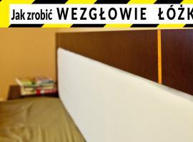 Jak zrobić zagłówek łóżka (wezgłowie)