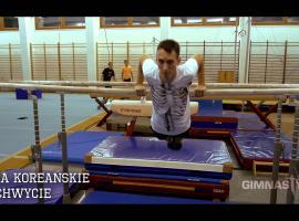 Jak wykonywać podstawowe ćwiczenia na poręczach