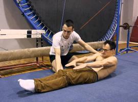 Jak wykonywać ćwiczenia w leżeniu tyłem cz.1