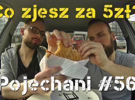 Jak dobrze zjeść w drodze #2 - jedzenie za 5 zł