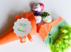 Jak przygotować słodki prezent na Wielkanoc