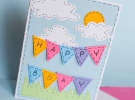Jak zrobić kartkę na urodziny - DIY dla każdego