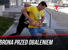 Jak się bronić przed próbą przewrócenia nas na ulicy