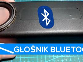 Jak zrobić przenośny głośnik bluetooth