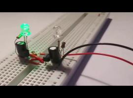 Jak zrobić diody migające na przemian - schemat i wykonanie