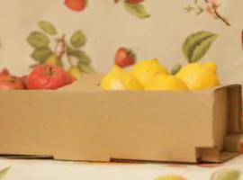 Jak zrobić koszyczki na truskawki i inne owoce oraz warzywa