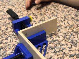 Jak zrobić skrzynkę drewnianą do decoupage za 5 zł