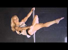Jak tańczyć na rurze - Pole Dance - lekcja 6 cz.3
