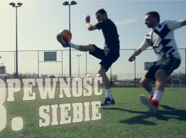 Jak wykonywać triki i zwody piłkarskie - pewność siebie na boisku