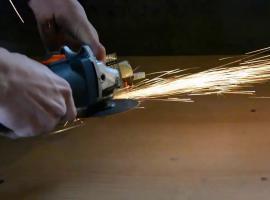 Jak zrobić elektromagnes z transformatora ( MOT )