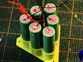 Jak zrobić Power Bank 1320mAh w tani sposób