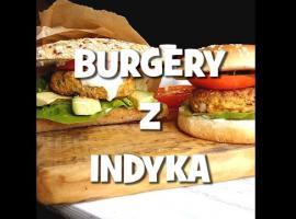 Jak przygotować burgery z indyka z kaszą jaglaną