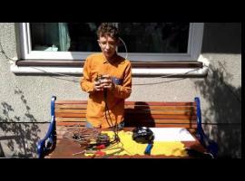Jak przerobić transformator od mikrofalówki