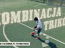 Jak opanować triki i zwody piłkarskie - luźne granie
