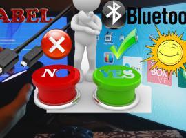 Jak podłączyć pada od PS4 pod PS3 za pomocą bluetooth