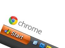 Jak zmienić napis Start na pasku przeglądarki