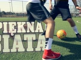 Jak opanować triki i sztuczki piłkarskie - zakładanie siatki