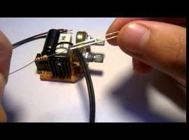 Jak zbudować instalację elektryczną w rowerze #3
