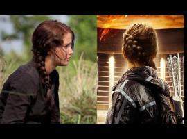 """Jak zrobić warkocz Katniss z """"Igrzysk śmierci"""""""
