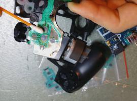 Jak naprawić pada PS4 - problem z przyciskami