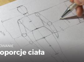 Jak rysować postacie - proporcje ciała