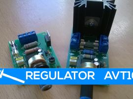 Jak zbudować regulator obrotów silnika 230V