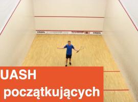 Jak zacząć grać w Squasha