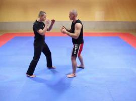 Jak opanować sztukę karate - parowanie i blokowanie #1