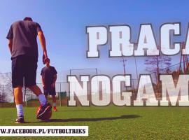 Jak opanować piłkę nożną - praca nogami