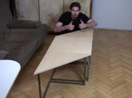 Jak zbudować modułowe stoliki kawowe