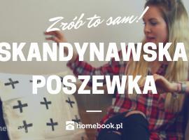 Jak zrobić poszewkę w stylu skandynawskim