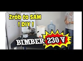 Jak zrobić bimber