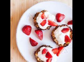Jak zrobić muffiny śniadaniowe granola