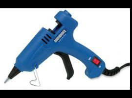 Jak zrobić awaryjny pistolet na gorący klej