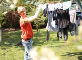 Jak bezpiecznie prać rzeczy w pralce i jak je suszyć