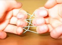 Jak zrobić sieć z gumki recepturki