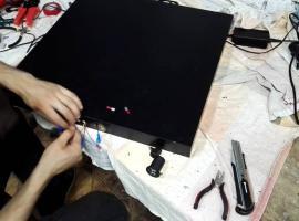 Jak zrobić stolik z ładowarkami USB
