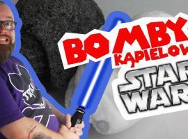 Jak zrobić bomby kąpielowe STAR WARS
