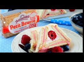 Jak zrobić super ciasto - chatka Baby Jagi z malinami