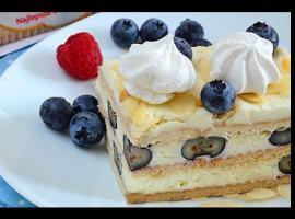 Jak zrobić ciasto - Pani Walewska na herbatnikach i bez pieczenia