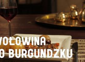Jak przygotować wołowinę po burgundzku