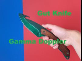 Jak zrobić nóż z hakiem - gamma doppler w wersji zrób to sam