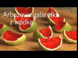 Jak przygotować arbuzową galaretkę z wódką