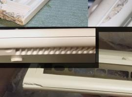 Jak naprawić pękniętą obudowę konsoli Amiga